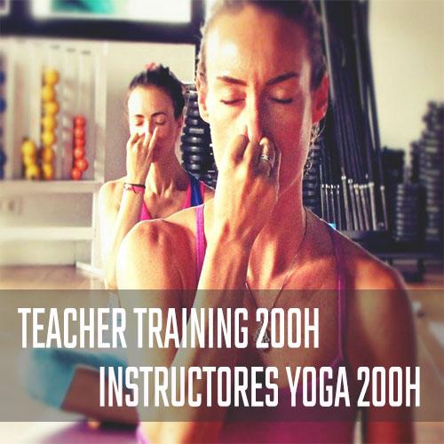 Instructor de Yoga en Fuengirola